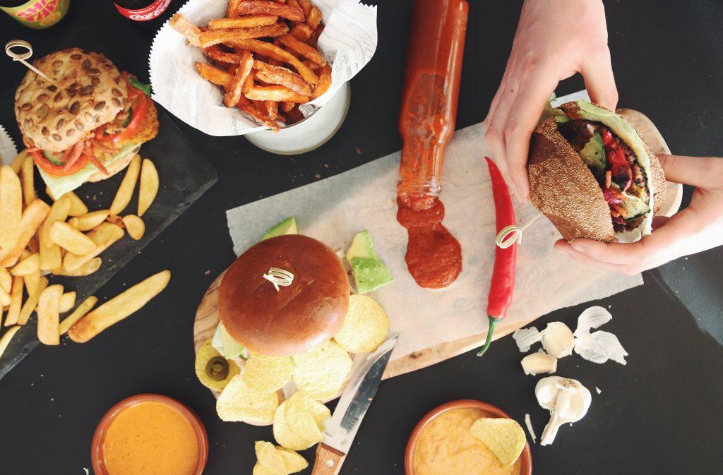 Vega Express Burgers Eten